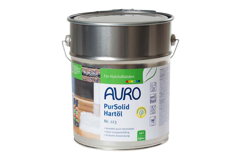 Auro PurSolid Hartöl Nr. 123