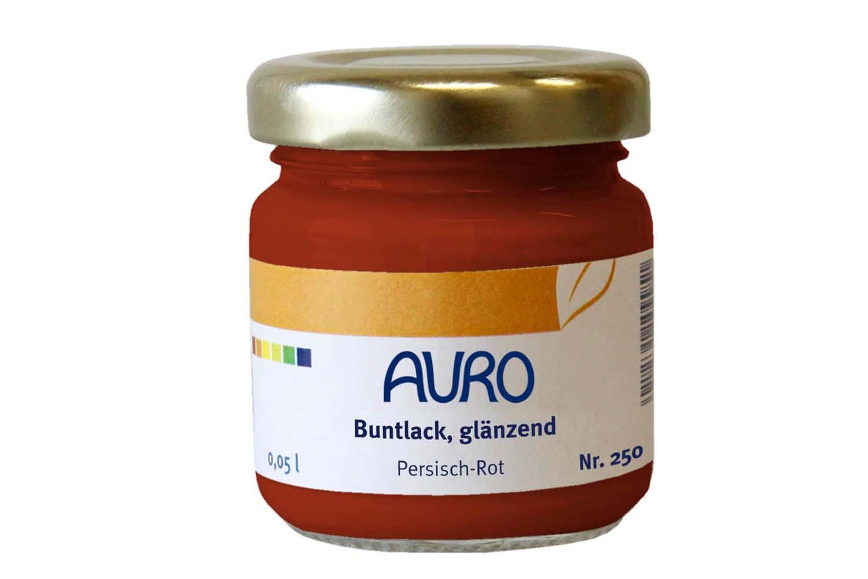 Auro Buntlack glänzend Nr. 250 - Persisch-Rot