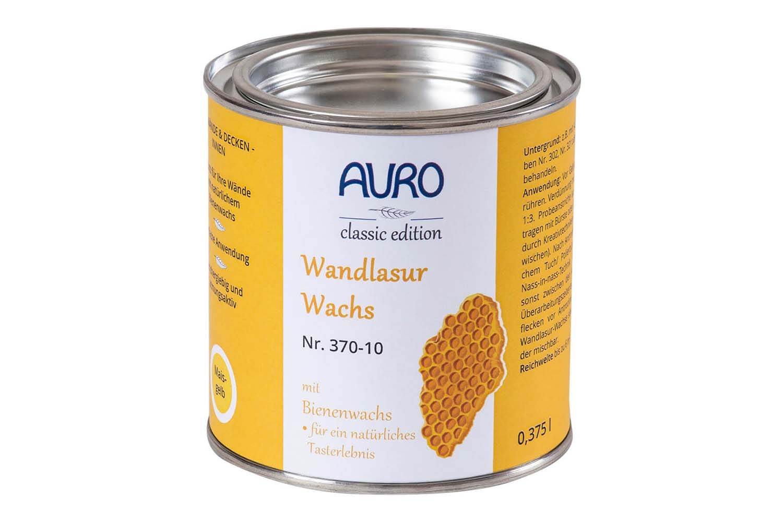 Auro Wandlasur- Wachs Nr. 370 - Pistazie