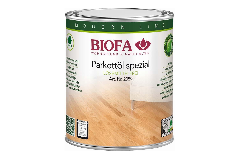 Biofa Parkettöl spezial lösemittelfrei