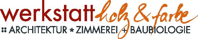 Logo von Werkstatt Holz & Farbe